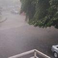 Dâmboviţa: Cod Portocaliu de precipitaţii până joi dimineaţa