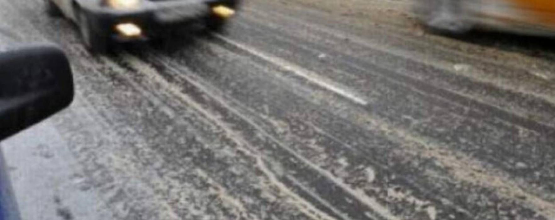 ISU Dâmboviţa: Cod Galben de precipitaţii mixte care determină formarea de polei
