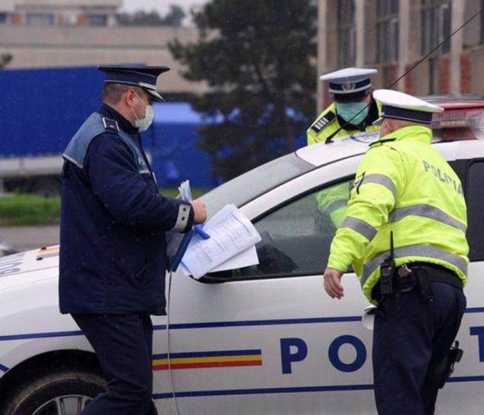 Dâmboviţa: Şapte localităţi cu restricţii de circulaţie până la 20.00 în data de 28 martie 2021