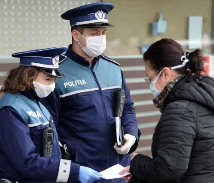 Dâmboviţa: Persoană prinsă că nu a respectat izolarea, dusă în carantină (3 aprilie)