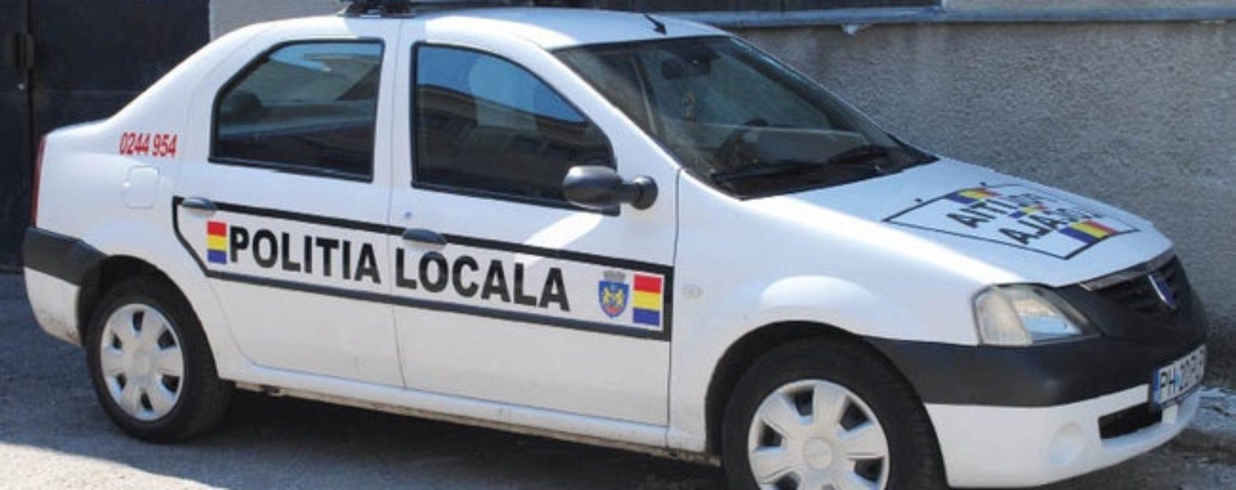#covid-19 Târgovişte: Poliţia Locală patrulează pe străzi şi anunţă la megafon să se stea în casă
