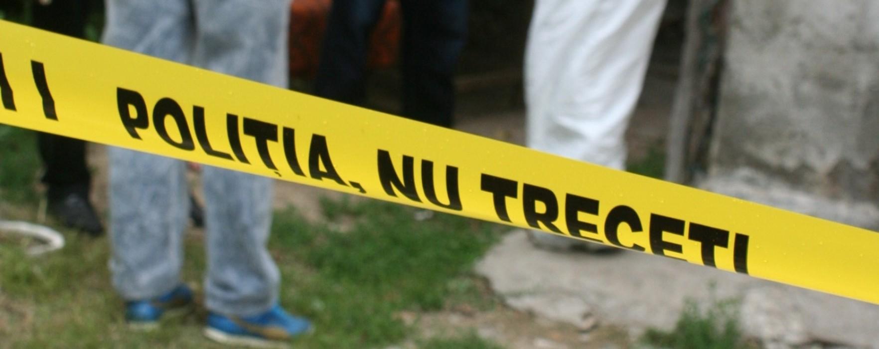 Dâmboviţa: Doi bărbaţi, găsiţi împuşcaţi pe un câmp în apropierea Târgoviştei