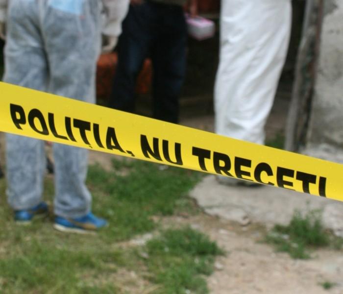 Dâmboviţa: Suspect prins în cazul celor doi bărbaţi împuşcaţi pe un câmp lângă Târgovişte
