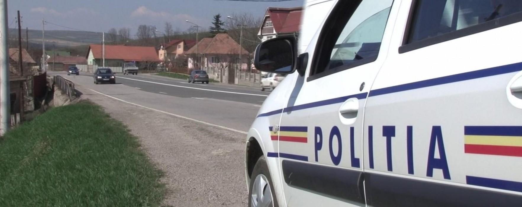 Dâmboviţa: Prins de poliţişti că a furat materiale de construcţii dintr-o gospodărie din Petreşti