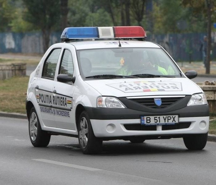 Circa 140 de poliţişti în stradă, în Dâmboviţa, în perioada sărbătorilor pascale
