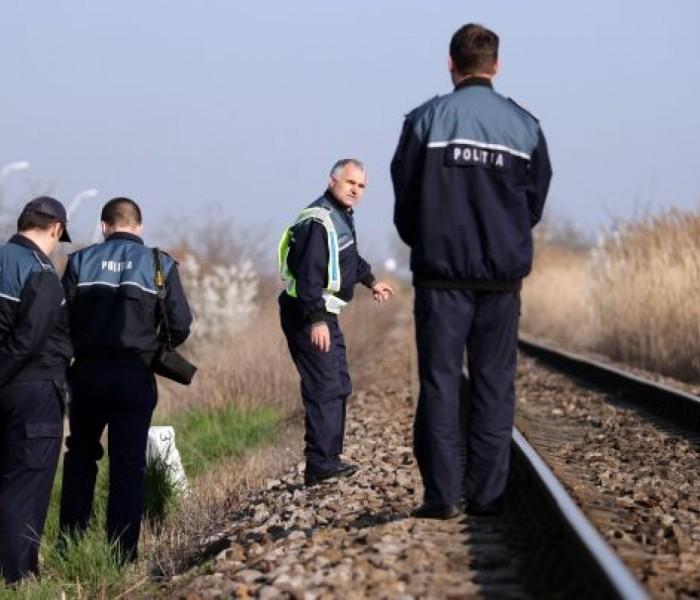 Dâmboviţa: Bătrân de 76 de ani, accidentat mortal de tren, la Nucet