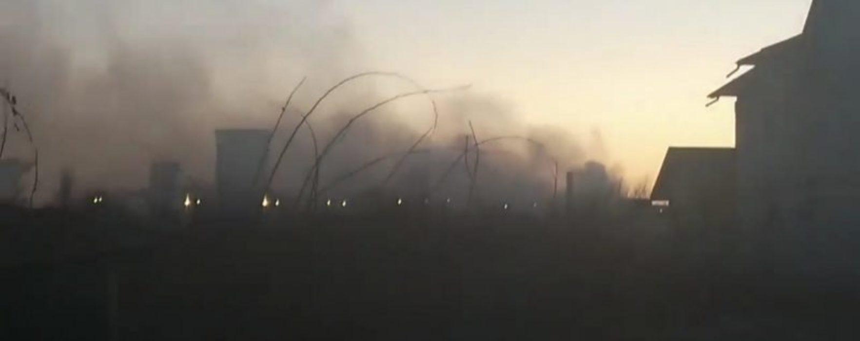 COS Târgovişte amendat de Garda de Mediu pentru poluare