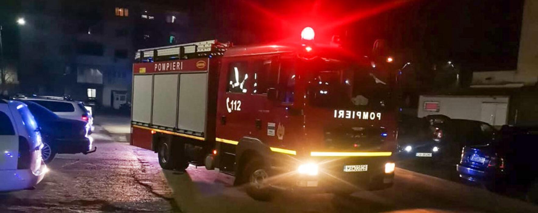 Dâmboviţa: Locatarii unui bloc din Găeşti, evacuaţi după ce s-a simţit miros de gaze