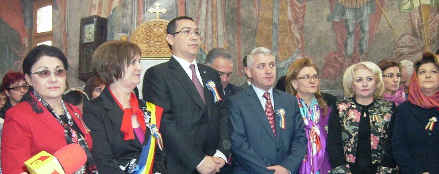 Victor Ponta: E important pentru conducătorii ţării să aibă mintea sănătoasă