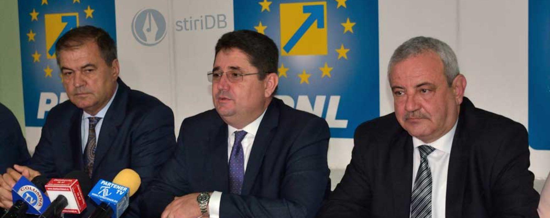 Preşedintele PNL Dâmboviţa a anunţat că îl susţine pe Orban, dar decizia organizaţiei va fi luată în Comitetul Director