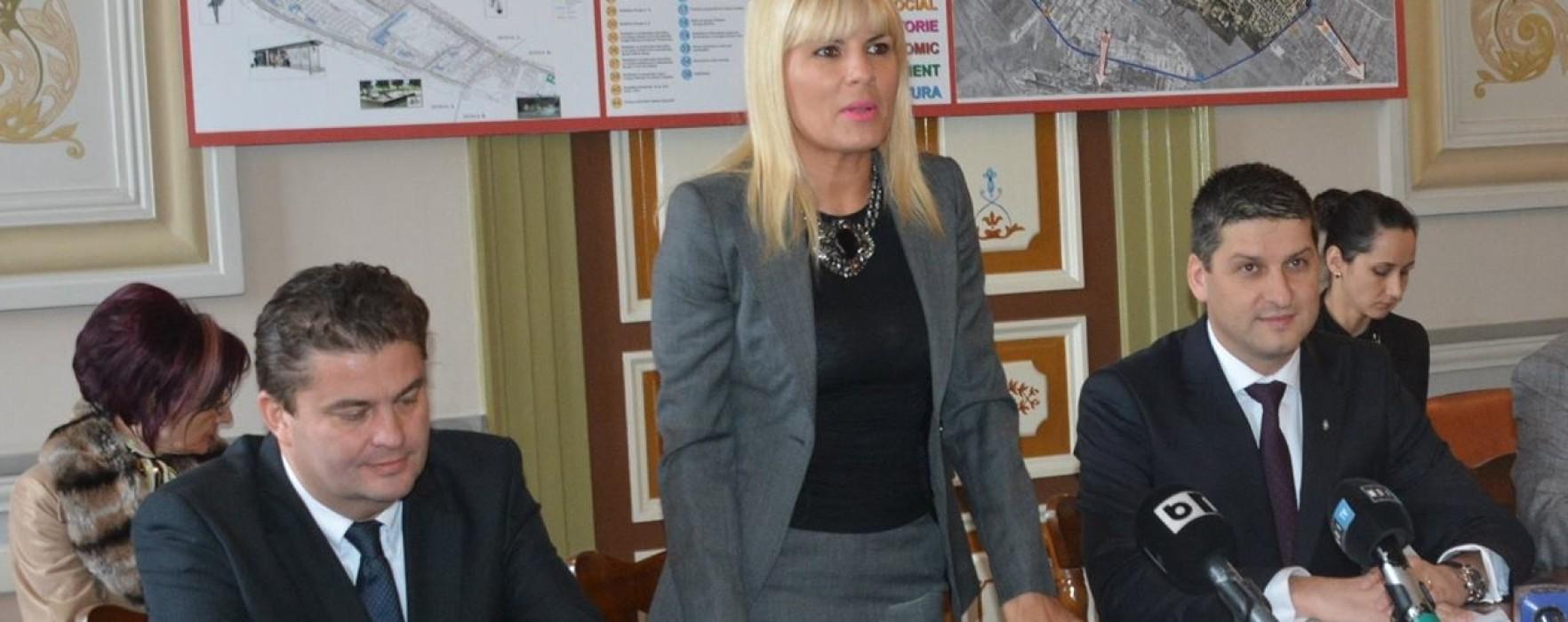 Primarul Târgoviştei, Gabriel Boriga, a semnat adeziune la fundaţia Mişcarea Populară
