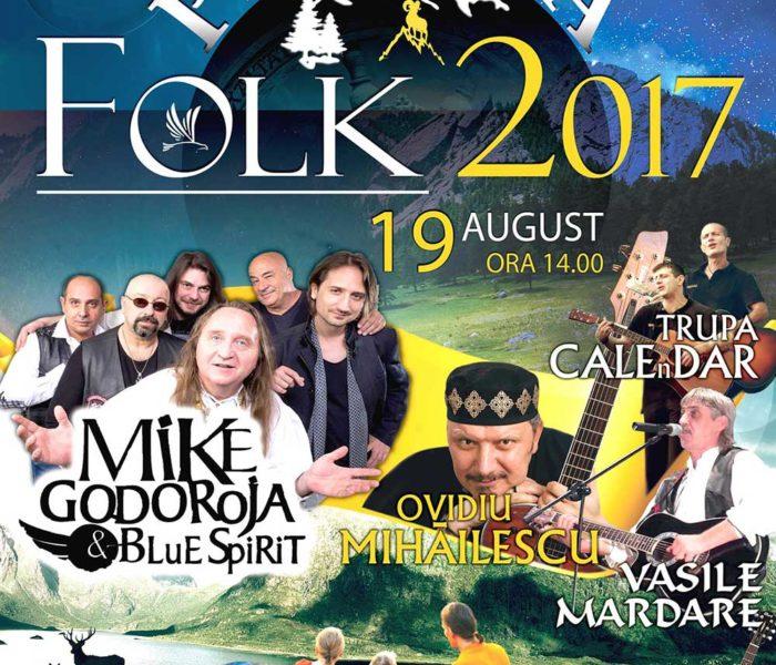 Invitație la Padina Folk, pe 19 august