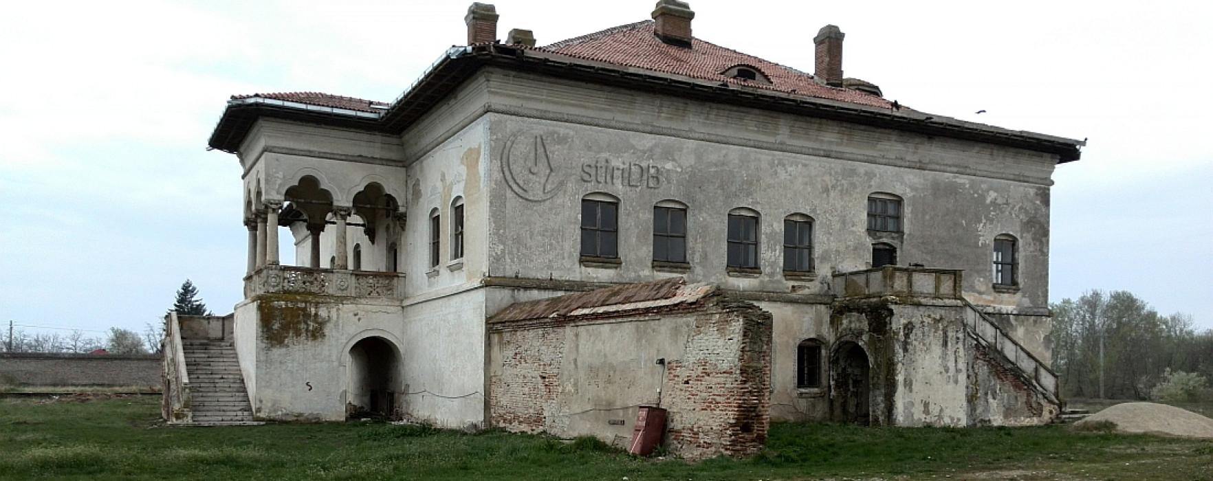 Se reiau lucrările la Palatul Brâncovenesc de la Potlogi