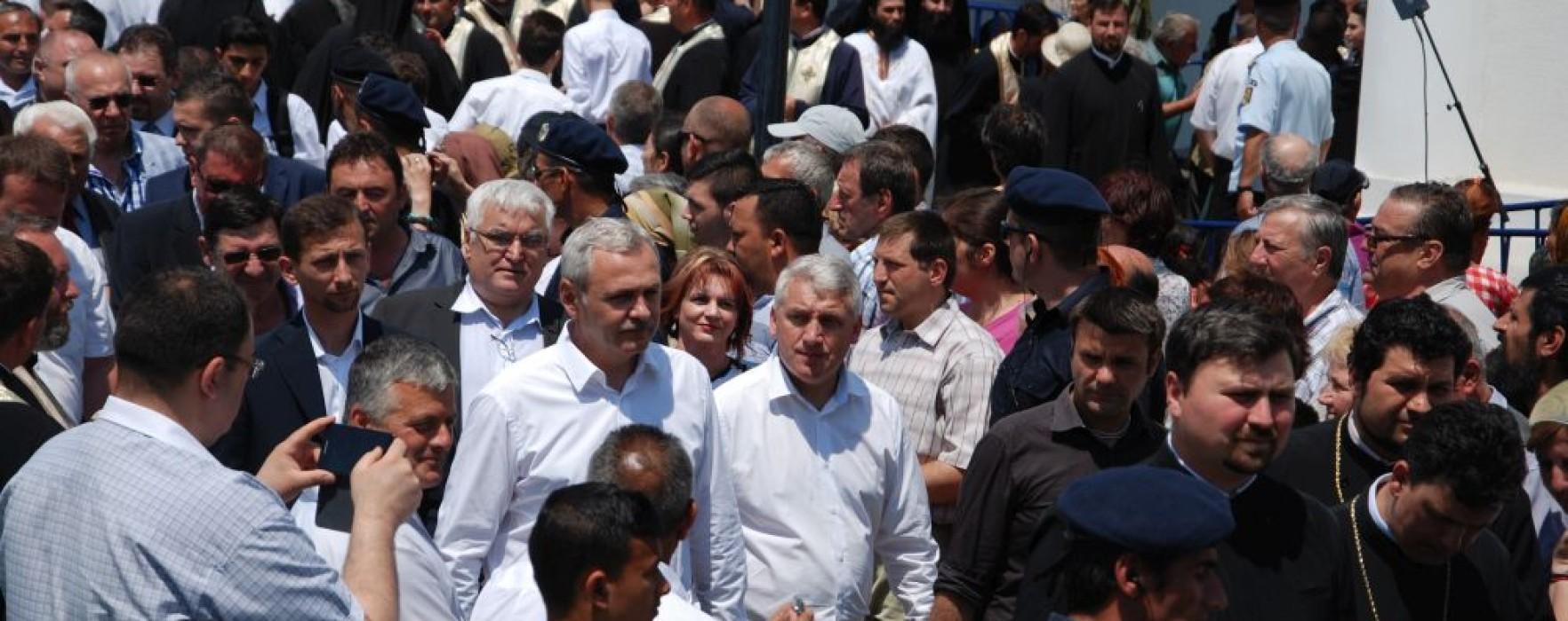 Liviu Dragnea: Rezultatele de la europarlamentare din Dâmboviţa arată cât de eficient e Ţuţuianu