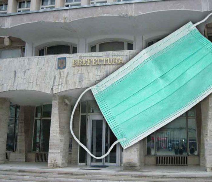 Dâmboviţa: Mãştile de protecţie devin obligatorii în spaţii deschise aglomerate şi în jurul şcolilor din 15 septembrie 2021