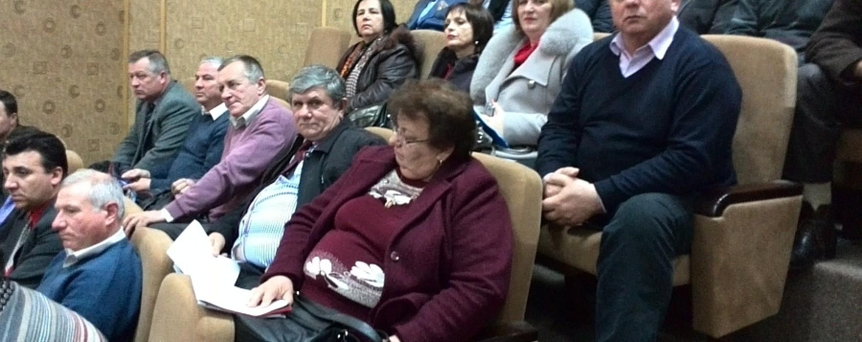 15 primari PDL susţin PSD în judeţ şi au participat la comitetul executiv al PSD Dâmboviţa (video)