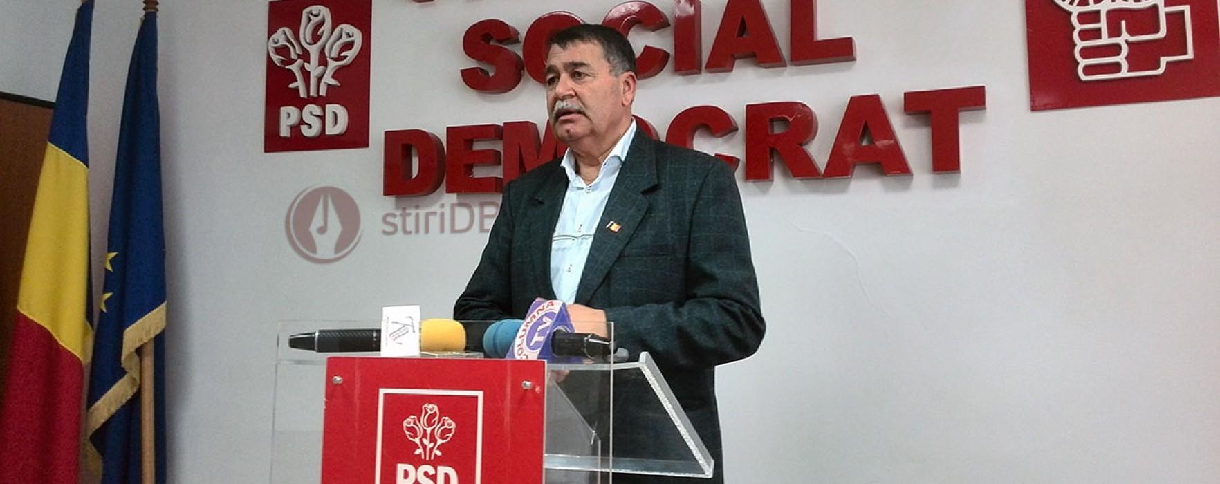 Vicepreşedinte PSD Dâmboviţa: Ştiu de discuţii ca primari PNL să treacă la PSD