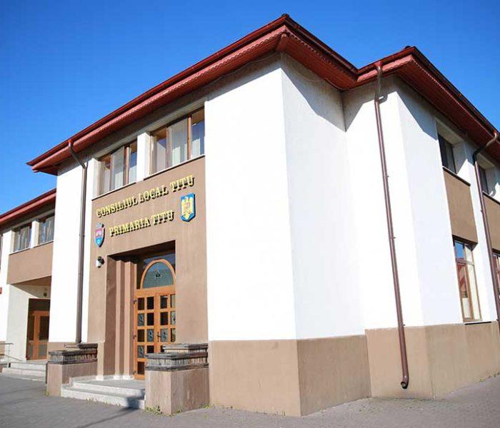 Primăria Titu angajează forţă de muncă pentru activităţile sezoniere