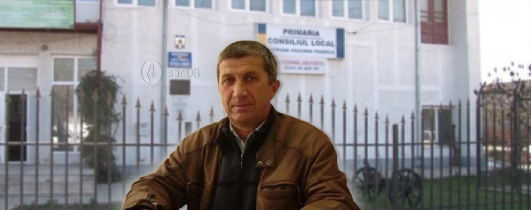 Mandatul primarului din Vulcana Pandele a încetat după ce edilul a fost condamnat