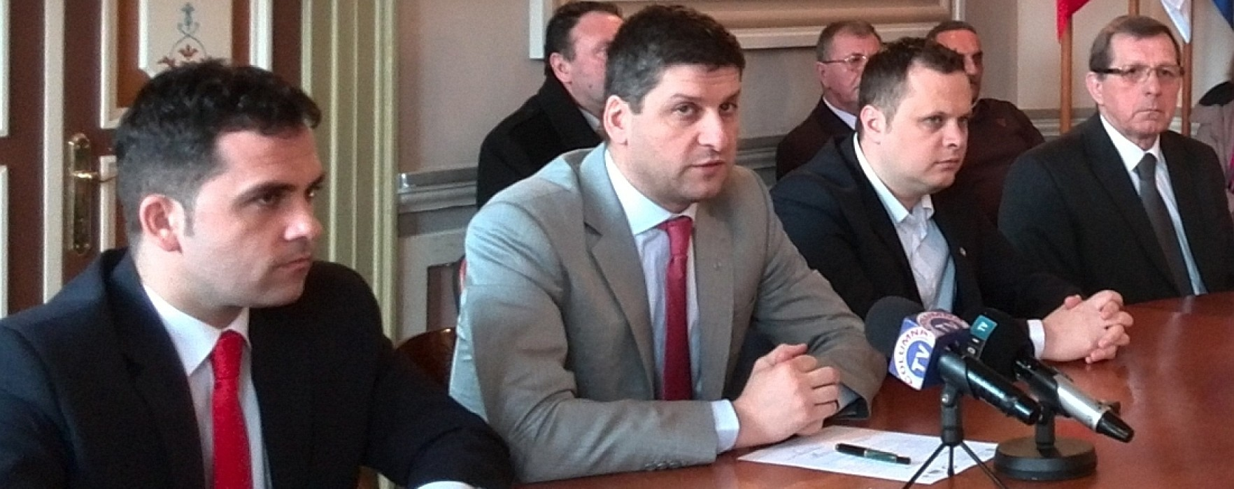 A fost semnat ordinul de începere a lucrărilor la PIDU A Târgovişte (video)