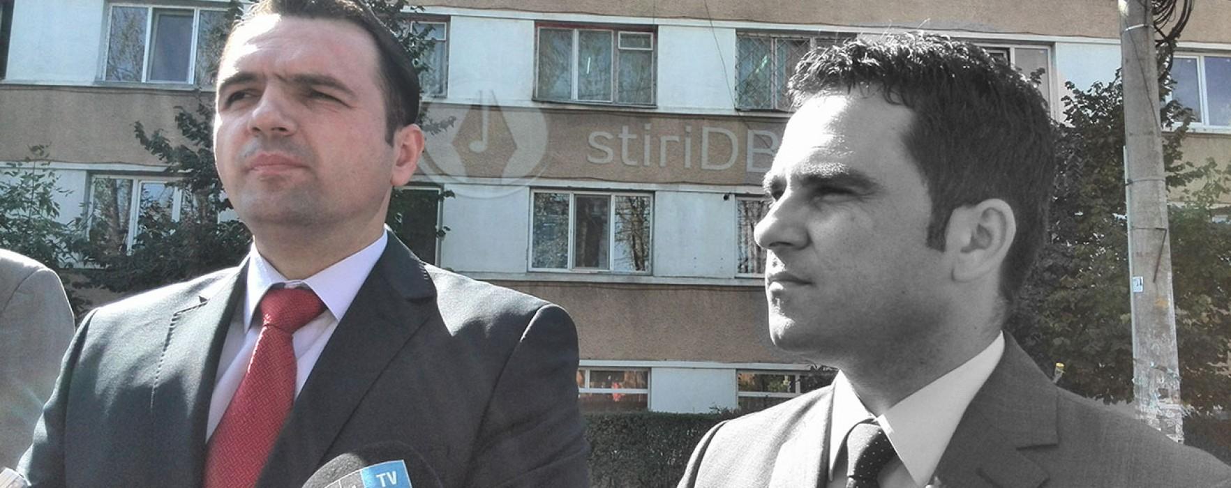 Cristian Stan, noul primar interimar al Târgoviştei