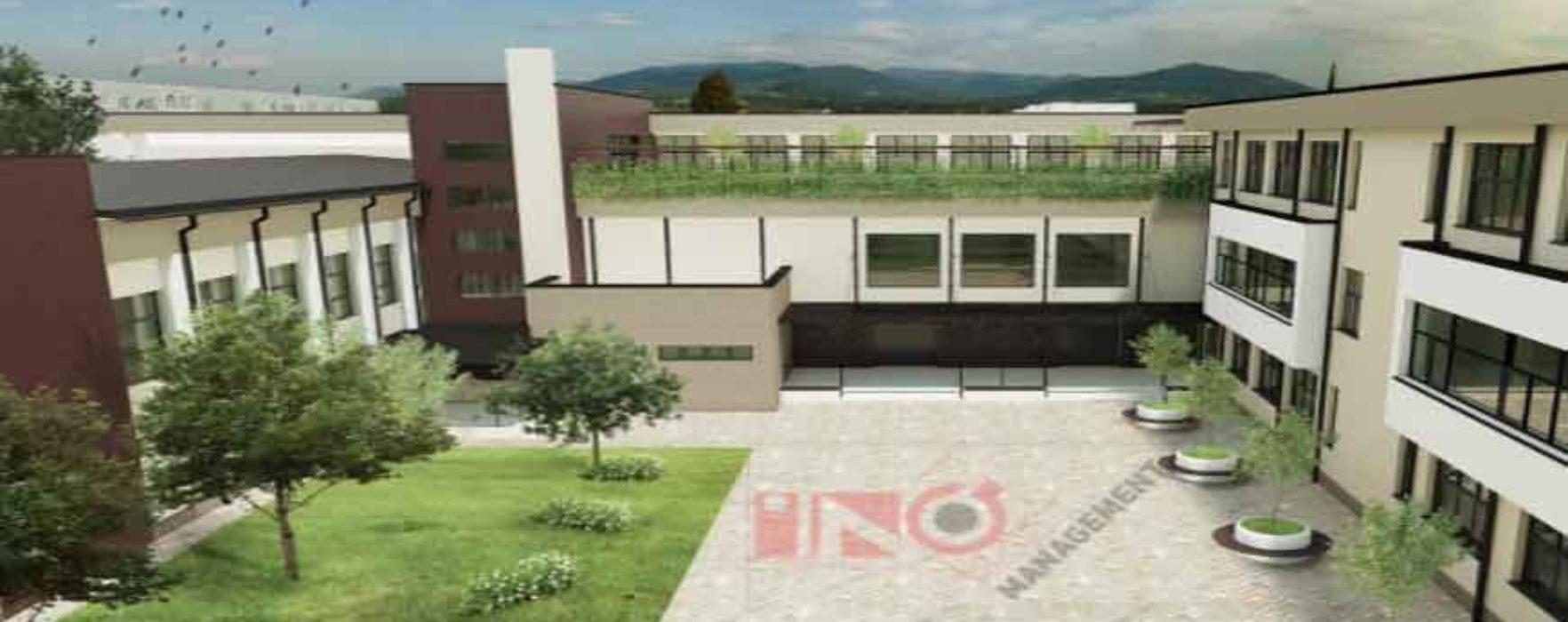 """Târgovişte: A fost semnat contractul de lucrări pentru reabilitarea Şcolii """"Mihai Viteazul"""""""