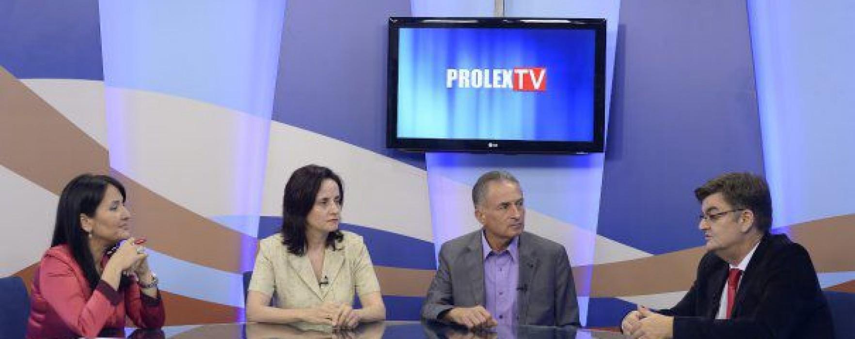 Post TV pentru poliţişti şi angajaţi ANAF