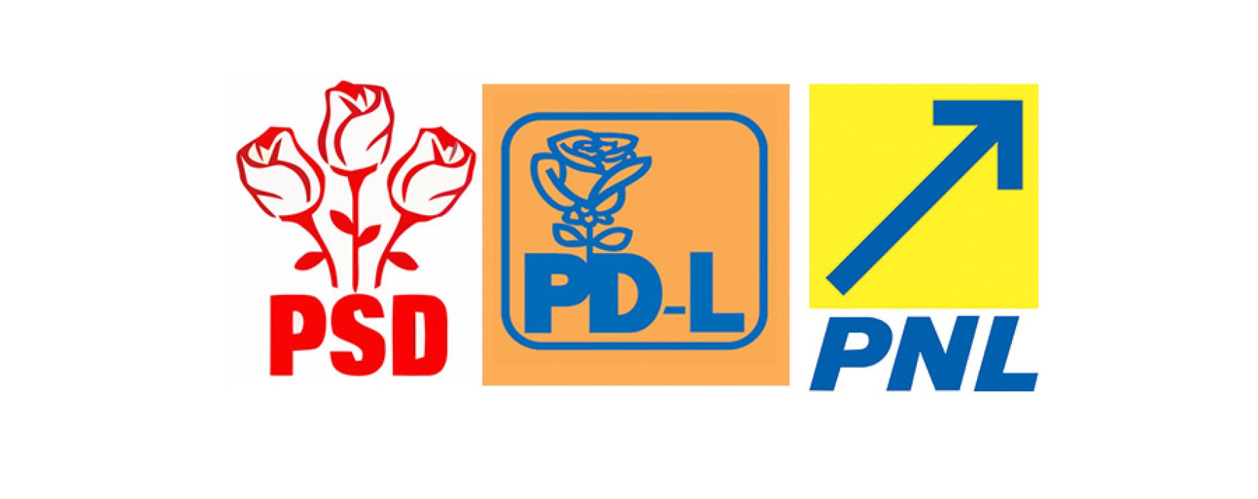 Cât vor să obţină partidele din Dâmboviţa la europarlamentare şi cât au avut în 2009
