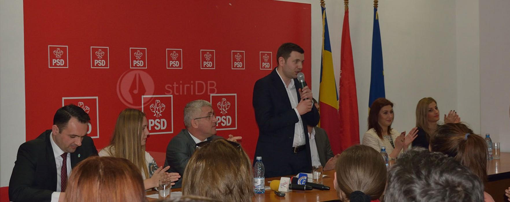 140 de tineri s-au înscris, joi, în TSD Dâmboviţa