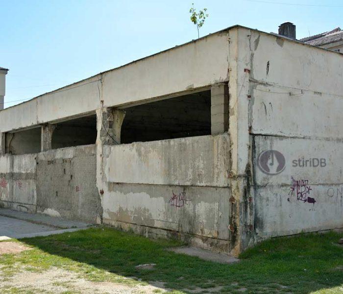 Târgovişte: Fost punct termic va fi transformat în bibliotecă