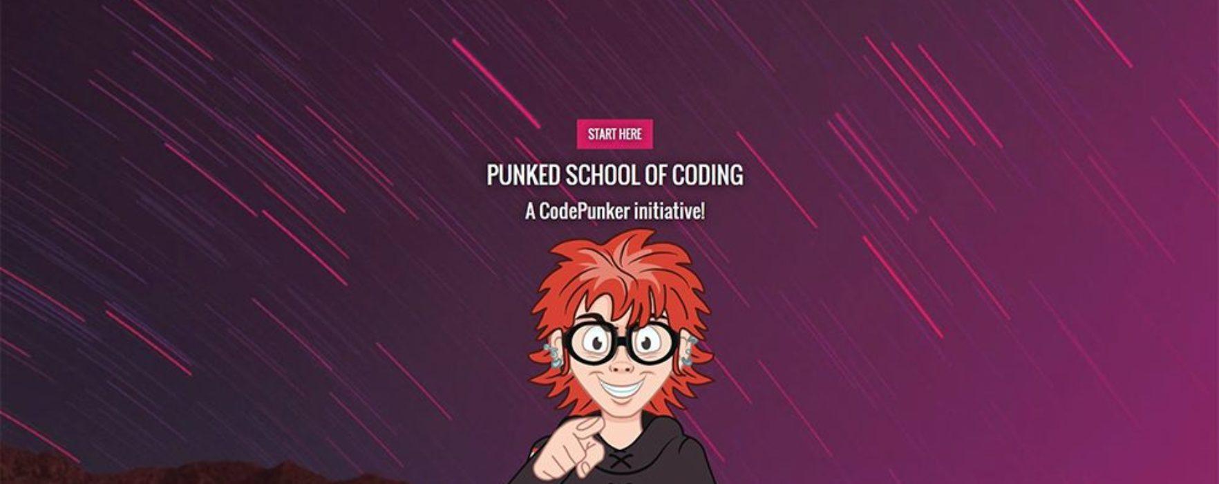 "Dâmboviţa: Proiect pentru comunitate – ""Punked School of Coding"""