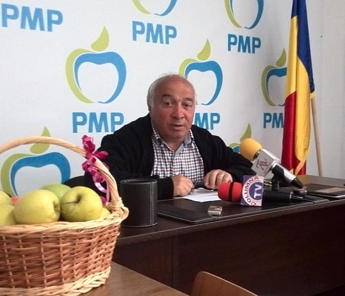 Adrian Rădulescu (PMP): Retragerea lui Florin Popescu din alegeri va afecta organizaţia PMP Dâmboviţa