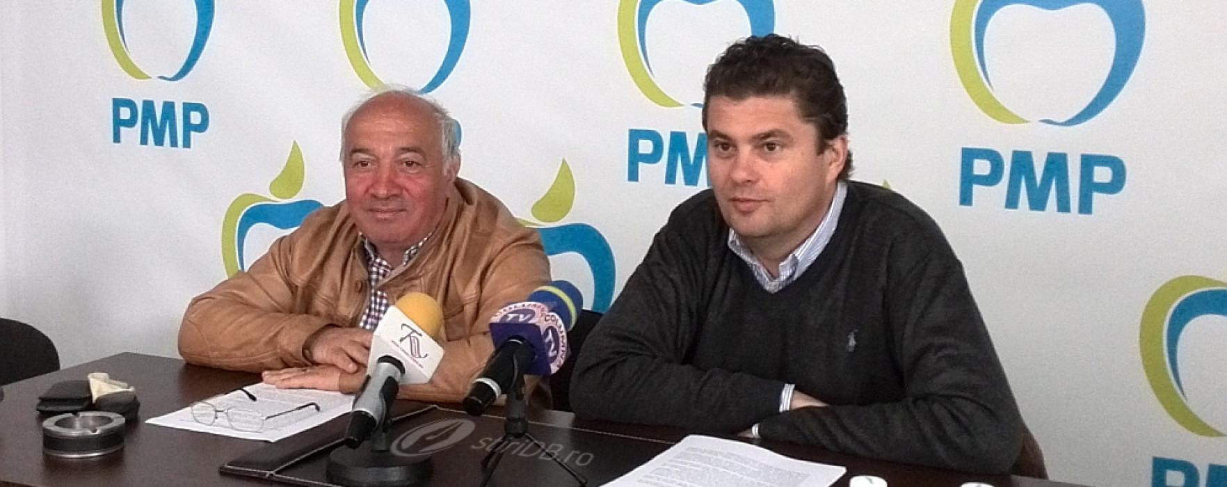 Florin Popescu (PMP): Vom picheta sediile PSD din ţară