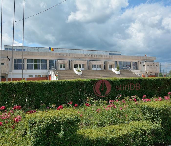 Sala Sporturilor / Târgovişte – ghid de oraş