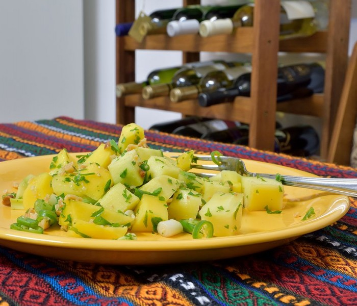 Citeşte cu poftă! – Salata de mango