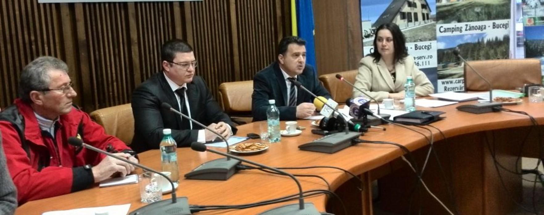 Salvamontiştii din Dâmboviţa şi jandarmii montani vor face un exerciţiu de căutare de persoane dispărute