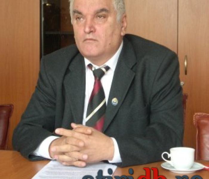 Victor Sanda, prefect Dâmboviţa – mesaj stiridb.ro
