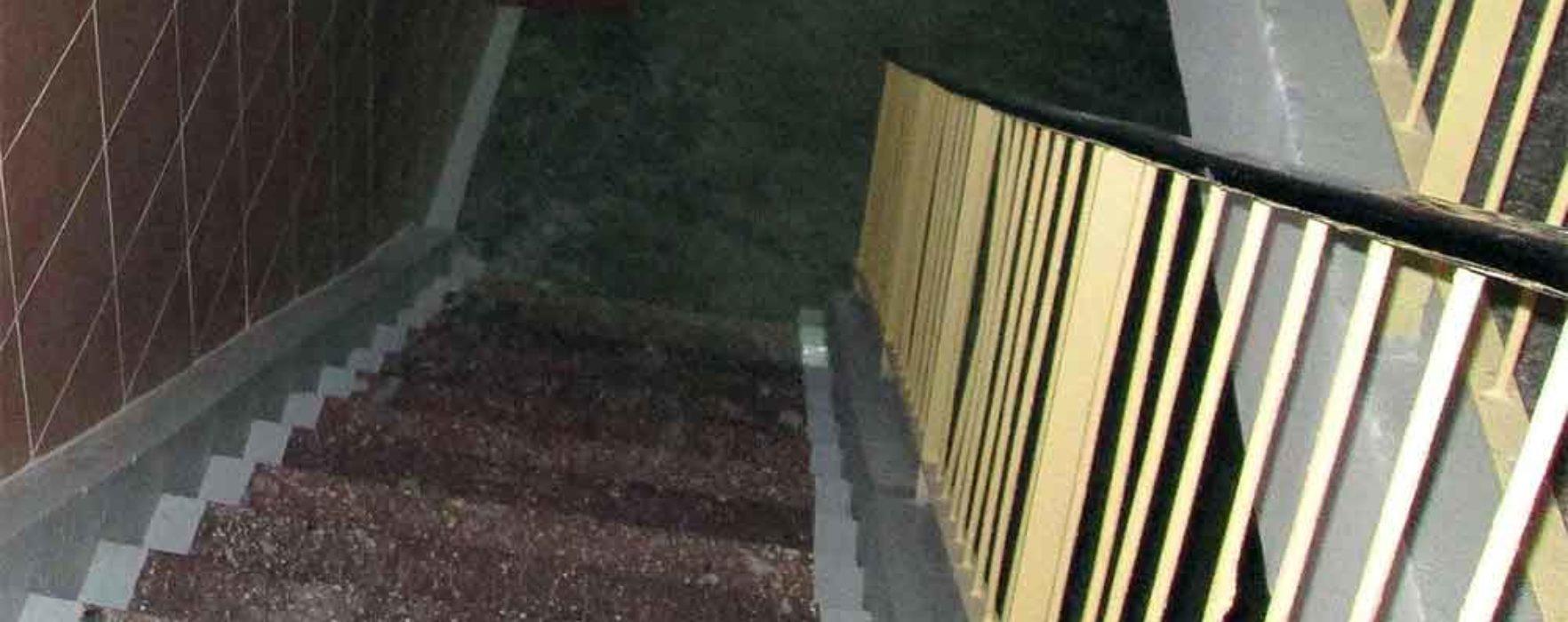 Târgovişte: Elev de 12 ani a căzut de la etajul doi printre scările din clădirea unui liceu