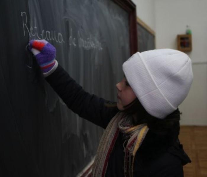 Ore de curs scurtate în şcolile fără căldură din Târgovişte