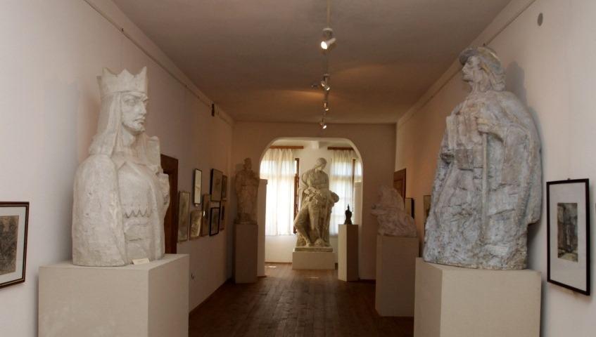 sculptura vasile blendea