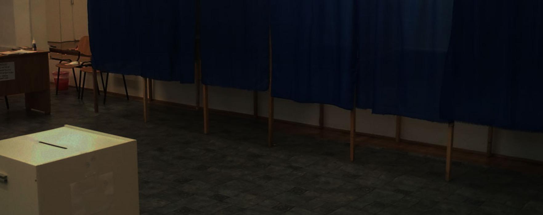 #referendum2018 Dâmboviţa: Prezenţă la vot de 8,64% sâmbătă, la închiderea urnelor