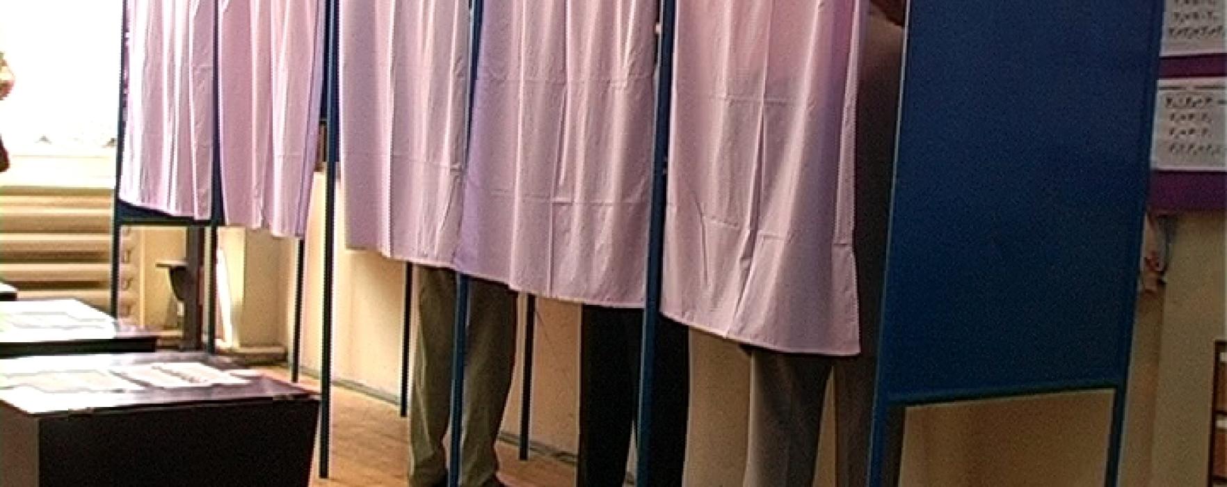Dâmboviţa: ora 10.00 – Prezenţa la vot 10,85%