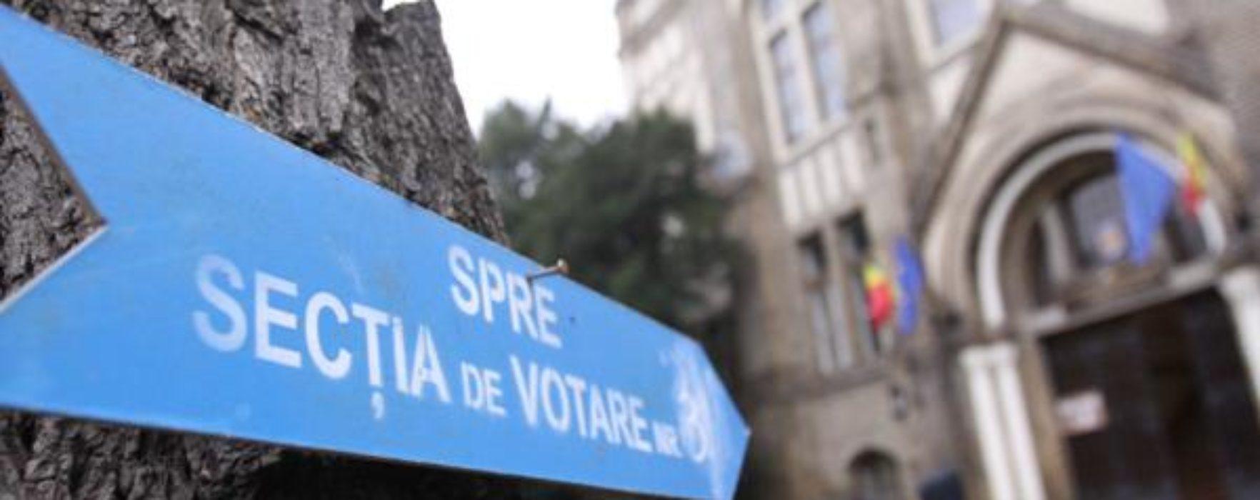 #referendum2018 Dâmboviţa pe locul doi ca prezenţă, cu 28,98%