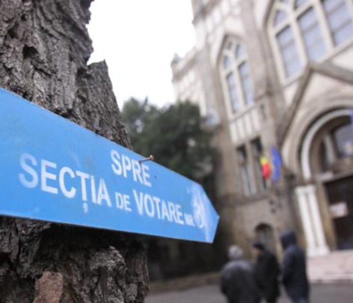 #prezidentiale2019 Dâmboviţa: Klaus Iohannis 35,76%; Viorica Dăncilă 32,49% (AEP)