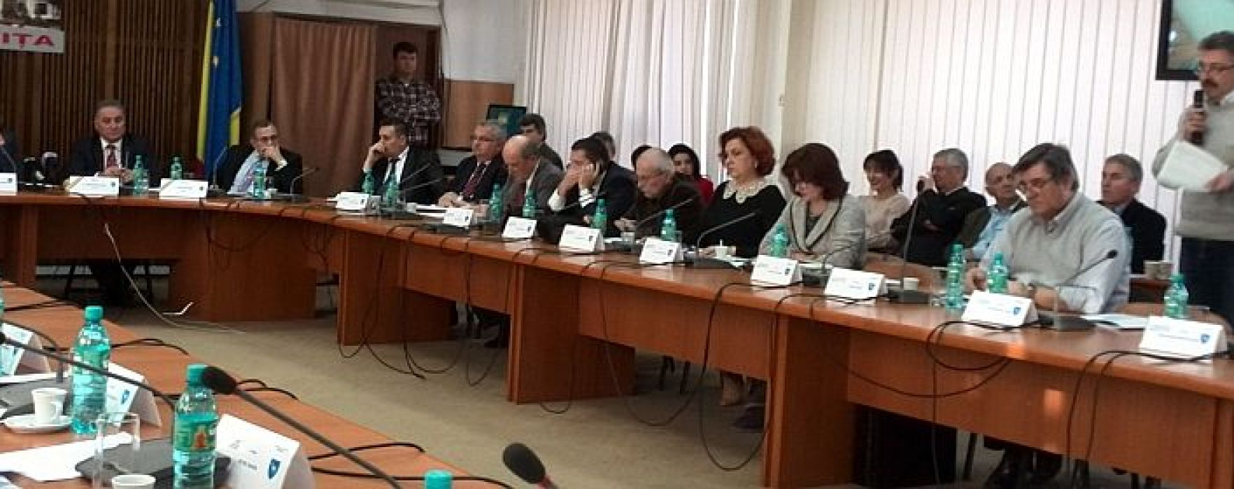 Şedinţă CJ Dâmboviţa de rectificare bugetară; a patra