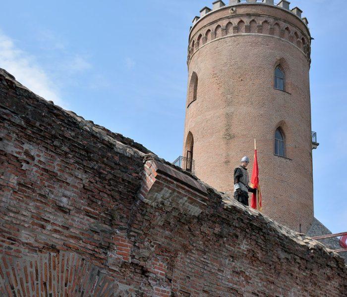 O nouă reabilitare a Curţii Domneşti Târgovişte, cu bani europeni