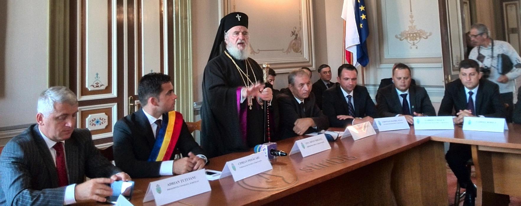 Şedinţa festivă a Consiliului Local Târgovişte