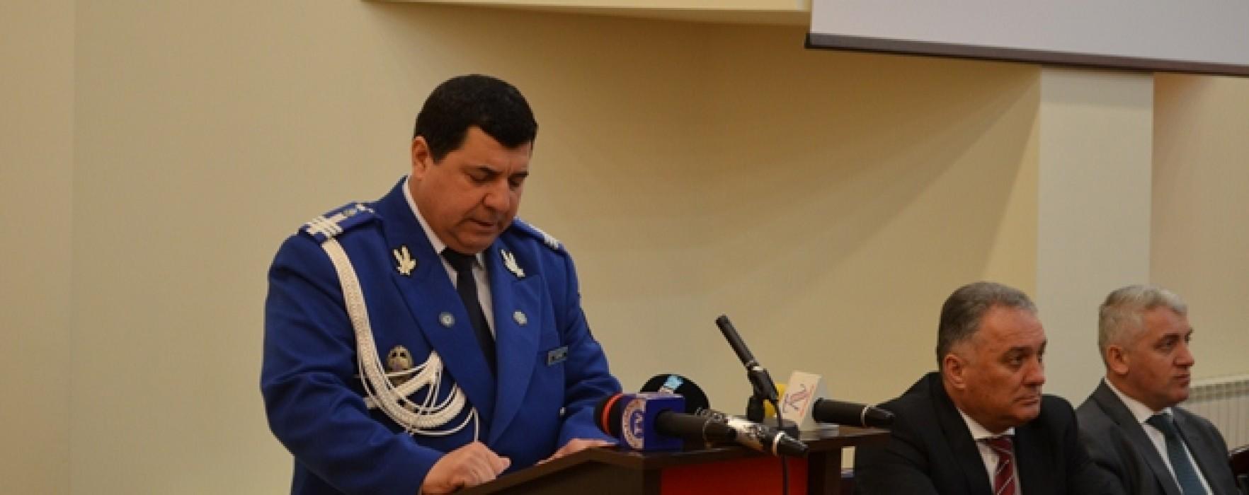 Ziua Jandarmeriei – mesajul comandantului IJJ Dâmbovița, Costel Gavrilă