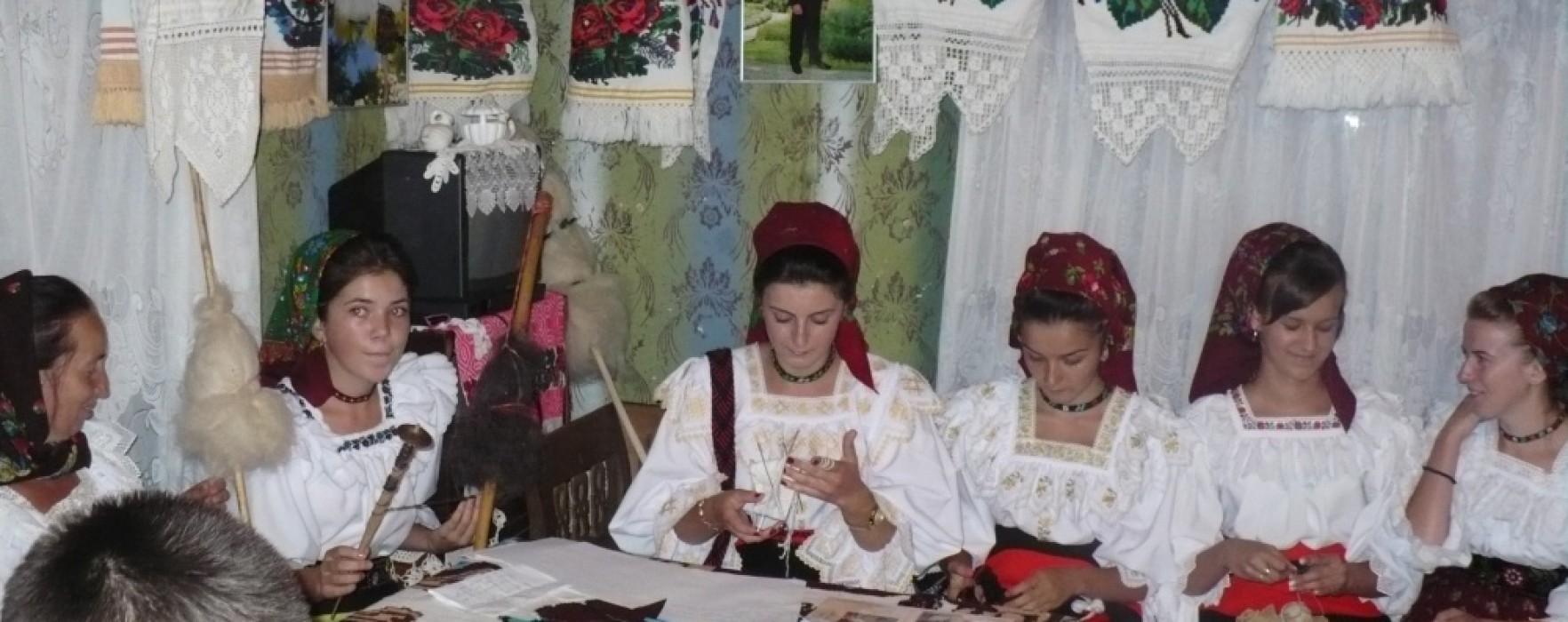 Şezătoare de Dragobete, manifestare la Muzeul de Istorie