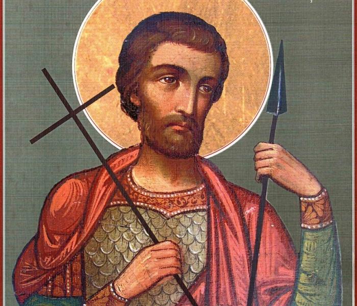 Pe 13 septembrie se serbează Sf. Corneliu Sutaşul, primul centurion roman trecut la creştinism